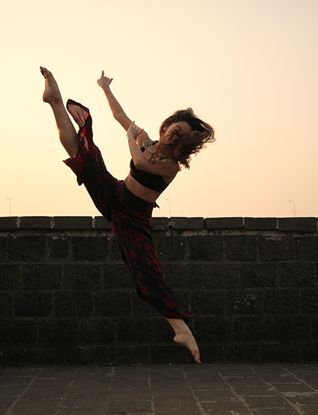 Online Contemporary Classes The Dance Worx