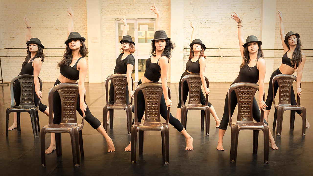 Advanced level of Dance at Mumbai The Dance Worx