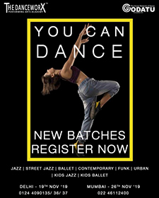 Online Dance Class Registrestion at The Dance Classes