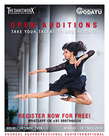 Open Auditions Classes at The Dance Worx