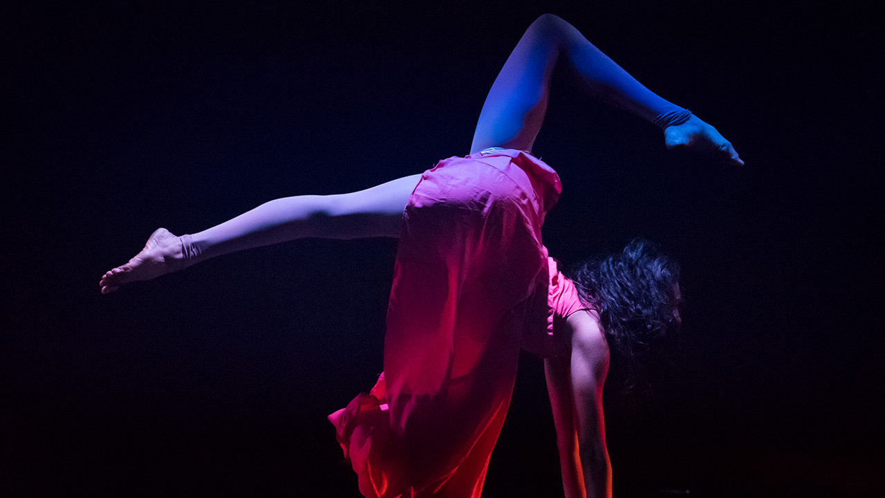 Online Contemporary Dance Acadamy in MUmbai and India | The Dance Worx