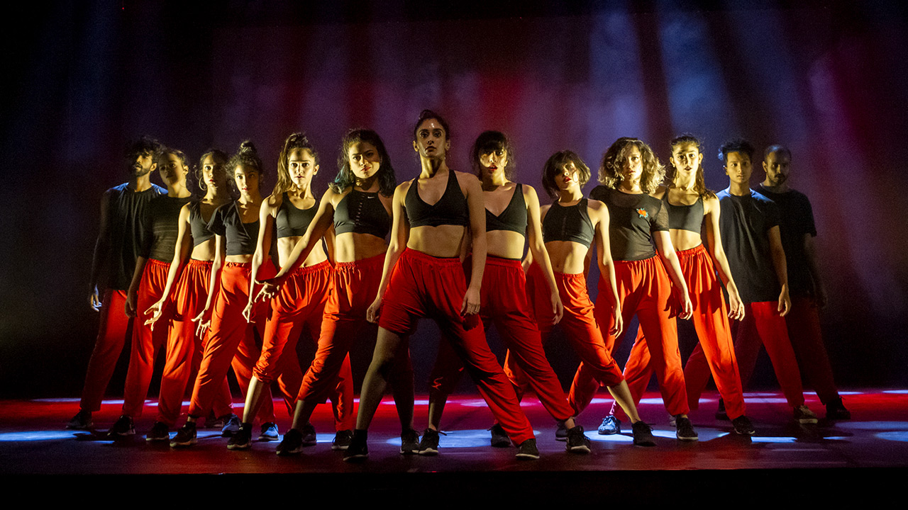 Funk Dance Acadamy in Mumbai and Dilhi | The Dance Worx
