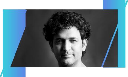 Pankaj Quqlani assistant Artistic director of The Dance Worx