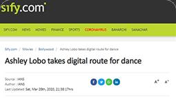 Digital  News Media of Online Dance Academy The Dance Worx