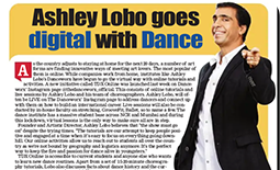 Print News Media of Online Dance Academy The Dance Worx